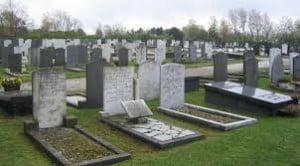 begrafenis Katwijk